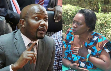 Is Moses Kuria taking Jubilee back to Egypt?