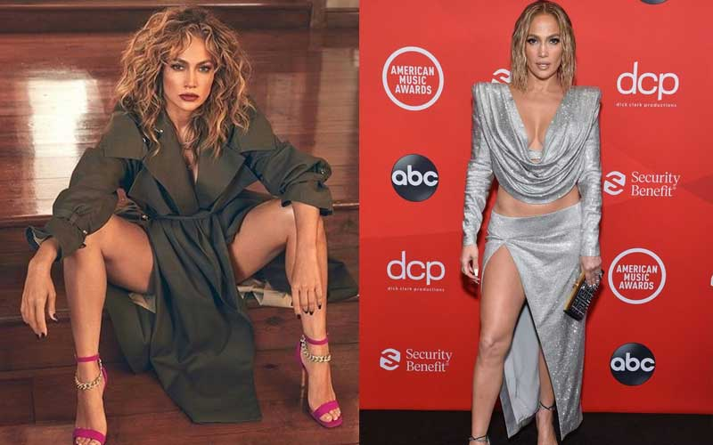Jennifer Lopez, 51, strips completely naked on new single cover