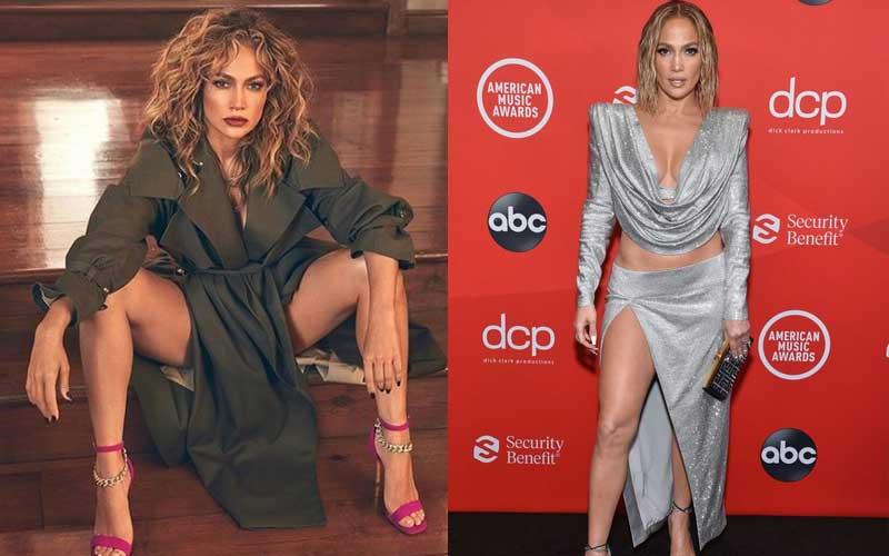 Jennifer Lopez, 51, strips completely naked on new single cover