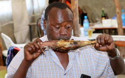 Jubilee honchos splashed Sh3 million for Uhuru's after party