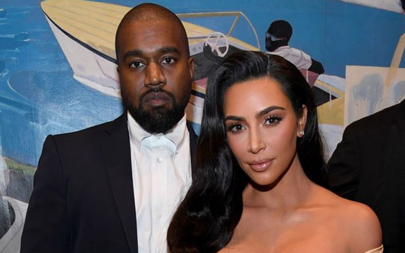 Kanye accused of trying to sell jewellery he bought for Kim before divorce news