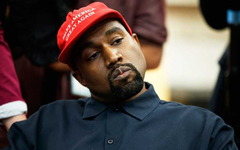 Kanye West slams 'controlling people' who tried to talk him out of presidential run