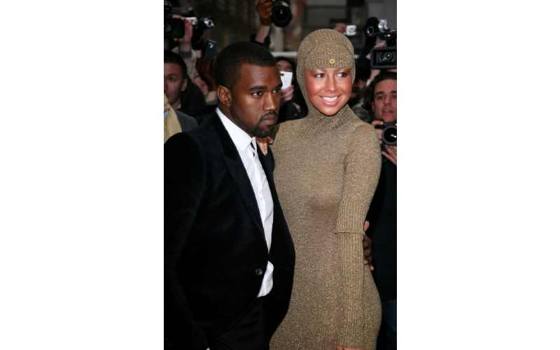 Kanye West's ex Amber Rose accuses him of 'slut-shaming' and 'bullying her for decade'