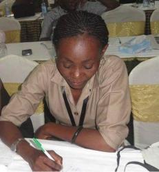 KBC radio presenter Wilkister Muga passes on