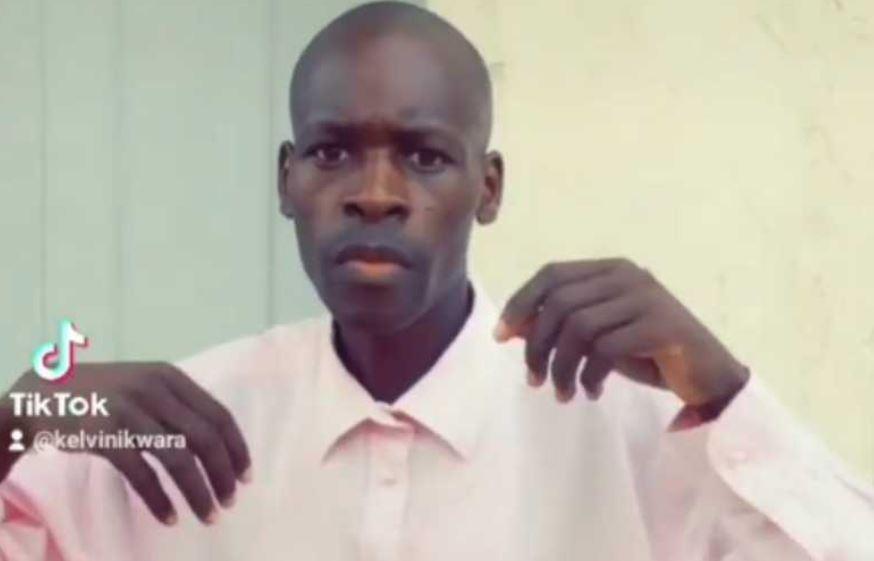 Tik Tok star Kelvin Ikwara video stirs homophobic rumours