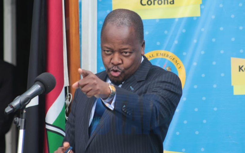 Kenya continues to record new coronavirus cases days after relaxation of rules