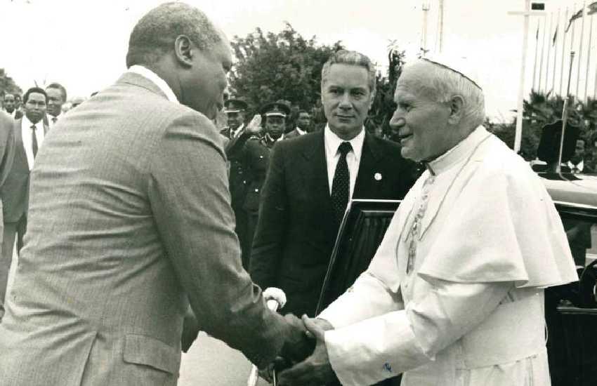 Kenya once hosted 'spiritual Olympics'