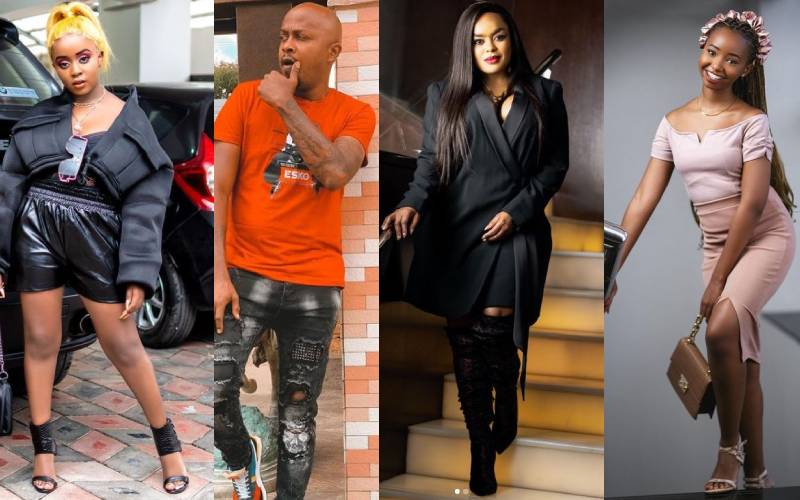 Kenyan celebrities and what they studied in campus