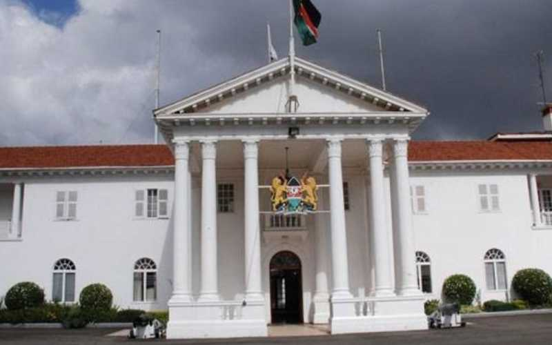Kenyan school that used State House as a dormitory