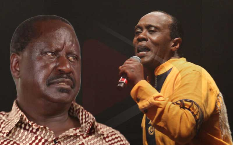 Kenyans' birthday messages to Raila Odinga, Jeff Koinange