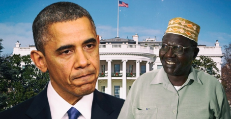 Kenyans lash out at Malik Obama for 'glorifying' Trump and disrespecting his brother Barack