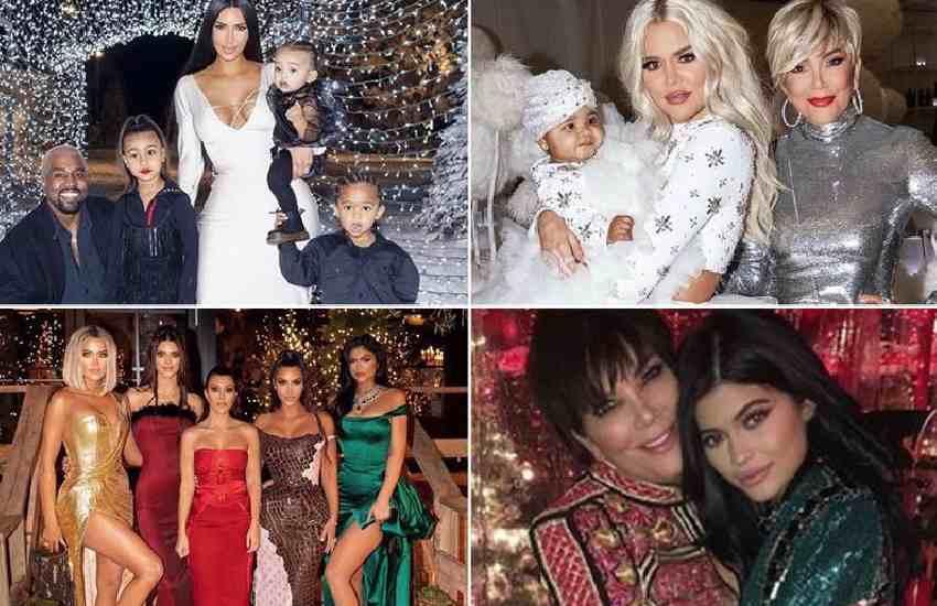 Khloe Kardashian says annual Christmas Eve party will go ahead despite backlash