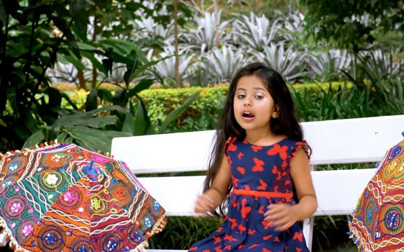 Khushi: Meet the 6-year-old singing sensation with a passion for charity