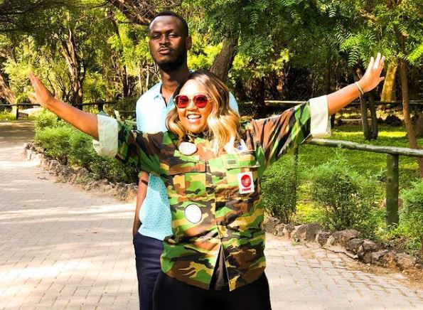 King Kaka and wife introduce family to social media, advise netizens to treat nannies as family