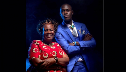 King Kaka finally introduces his mother