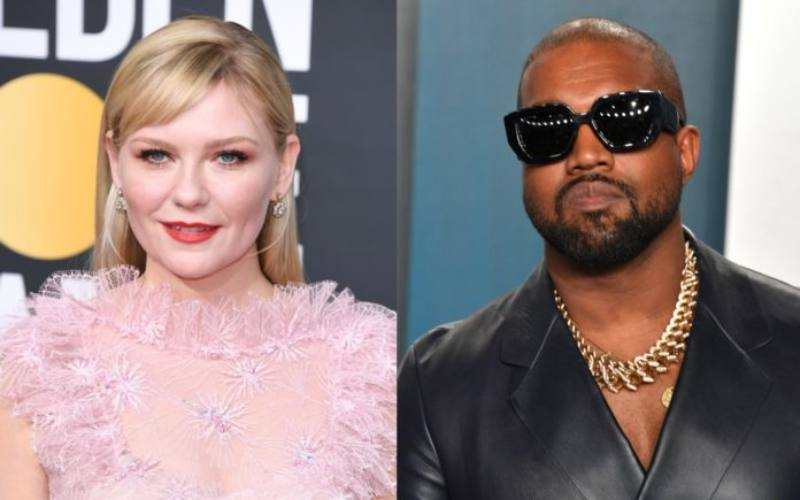 Kirsten Dunst rips apart Kanye West's presidential vision with burning question