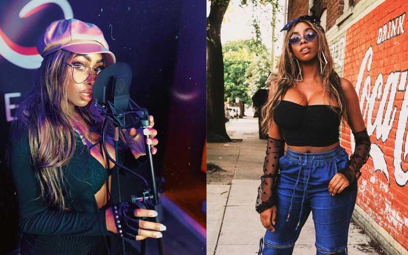 Lashana: UK singer with dreams of success in Africa