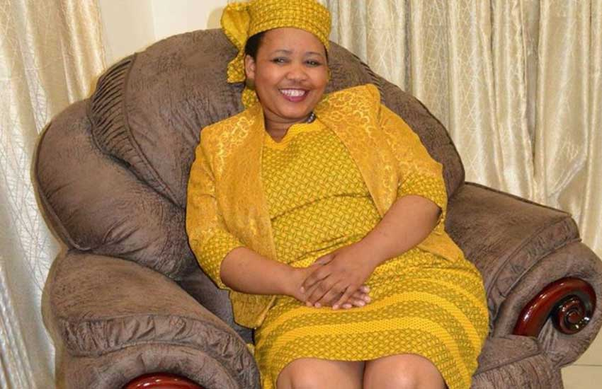 Lesotho First Lady charged with murdering husband's ex-wife
