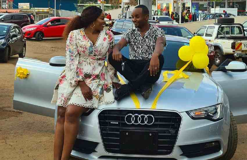 Love on wheels: Seven celebrities who gifted spouses cars