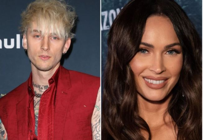 Machine Gun Kelly says 'I didn't know love existed until I met Megan Fox'