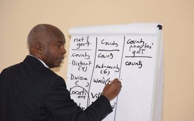 Makueni Governor Professor Kibwana goes back to teaching