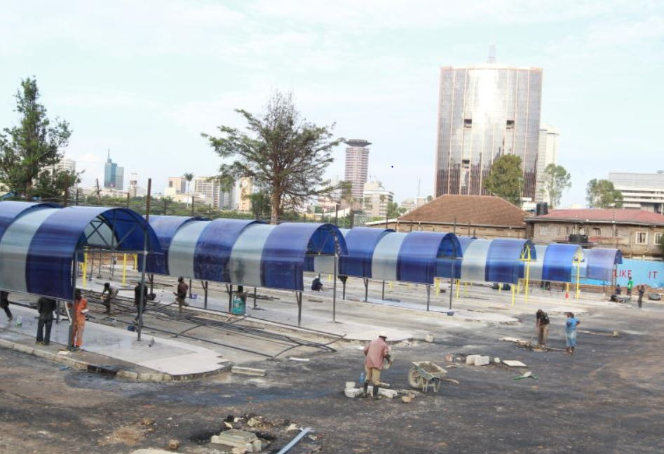 Matatus to be relocated from the CBD in phases