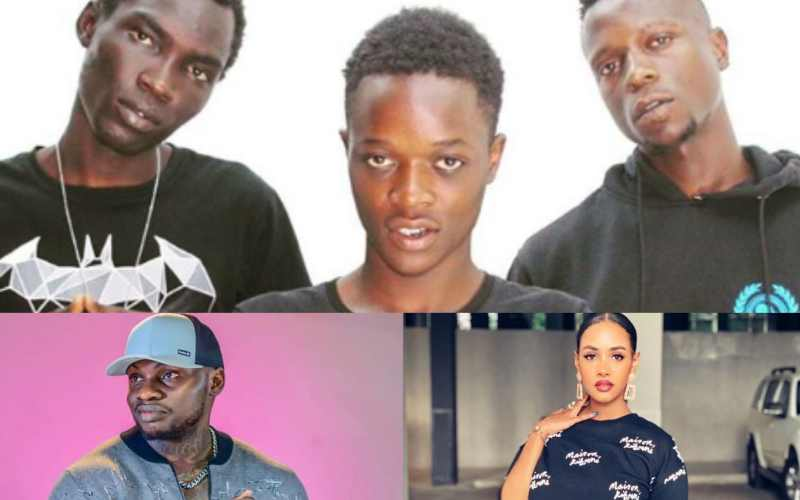 Mbogi Genje, Sailors, Khaligraph Jones and Tanasha Donna set for big day
