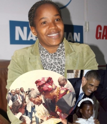 Meet Moi, Mandela 'flower girl' who is now a hustler in Ruiru town