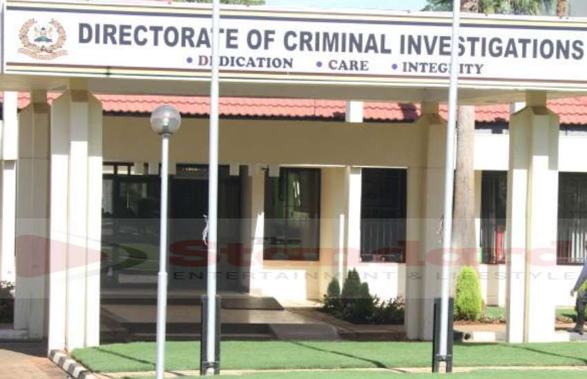 Members of elite DCI unit arrested over robbery at a gas depot in Machakos