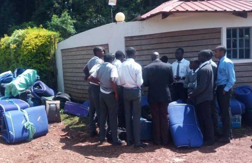 Kabianga High School sabbath row ends, ministry intervenes