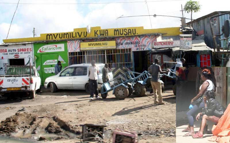 Mlolongo's loud Madharau Street goes silent