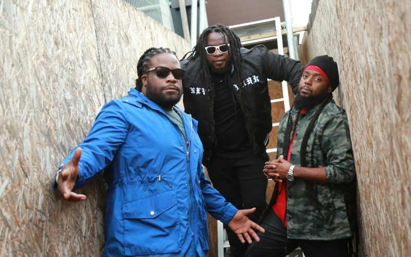 Morgan Heritage back with Diamond, Stonebwoy in new album