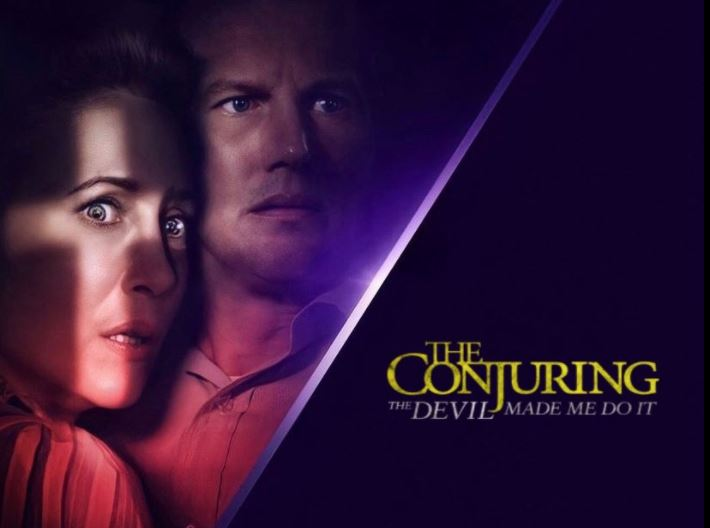Movie review: The Conjuring: The Devil Made Me Do It
