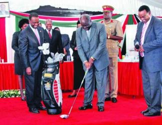 Mwai Kibaki: The man who changed Kenya's money bag