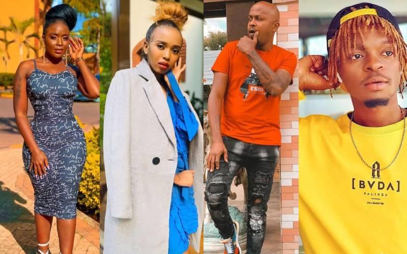 My first time: Kenyan celebrities tell it all