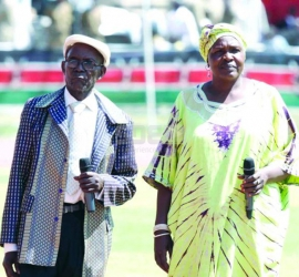 Mzee Ojwang' was my good friend - Mama Kayai speaks out on loss of close colleague