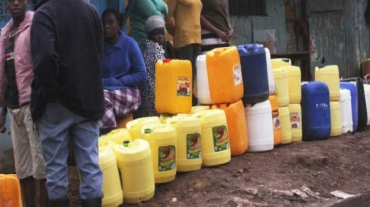 Nairobi water announces list of areas that will experience water shortage