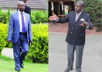 Nakuru battle hots up as Mututho, Mbugua trade 'early punches'