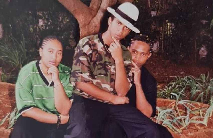 Rapper Nazizi pays tribute to late brother 14 years on