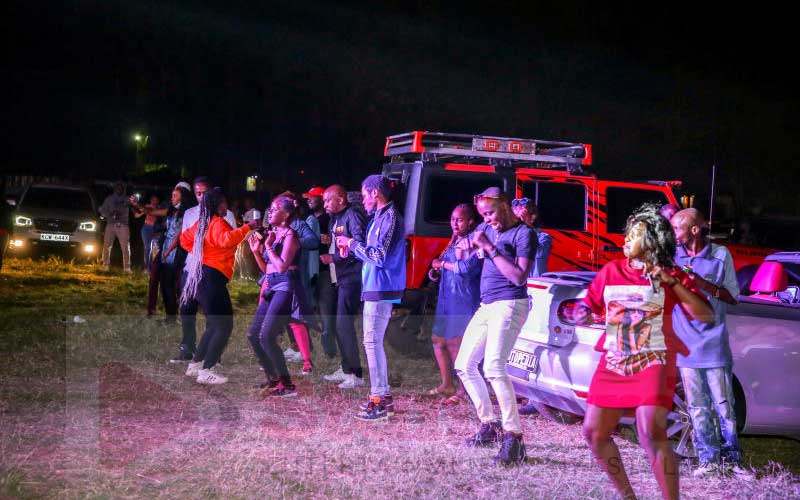 New normal: Nairobi parties starting at 9 am to beat curfew