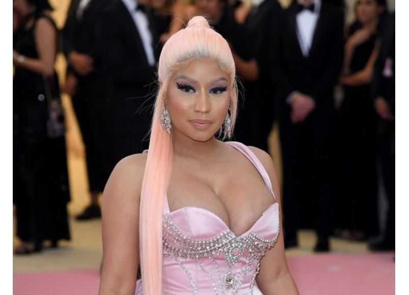 Nicki Minaj slams Grammy Awards as she fumes over not winning in 2012 for Best New Artist