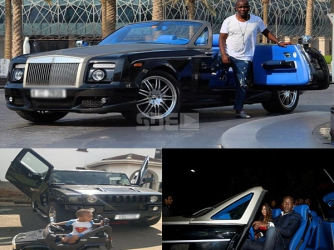 PHOTOS: Meet billionaire Barry, the Nairobi car enthusiast who has all your dream cars in his front yard