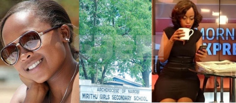 Old School: Where Sophia Wanuna and Shiks Kapienga waded in mud