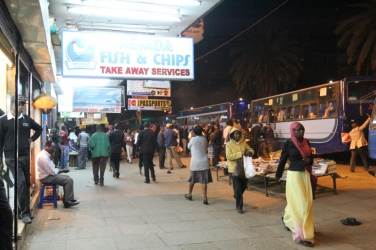 On the night shift: How smart hawkers are making Nairobi a 24-hour economy