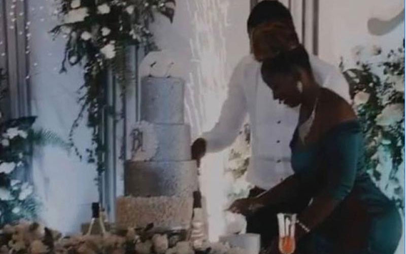 PHOTOS: Anerlisa Muigai now Mrs Ben Pol after her wedding in Dar es Salaam