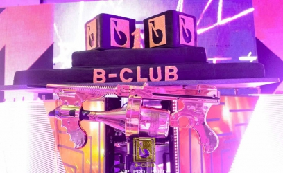 Photos: This is how the B CLUB'S VIP pool party went down at Diamond Plaza
