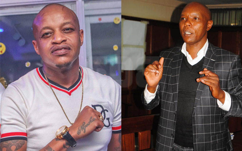 Prezzo speak on depression, joining Mungiki