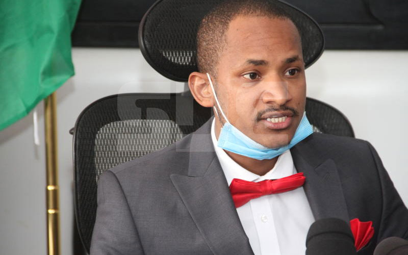 Publicity is publicity- Did Babu Owino respond to #JusticeForDjEvolve?