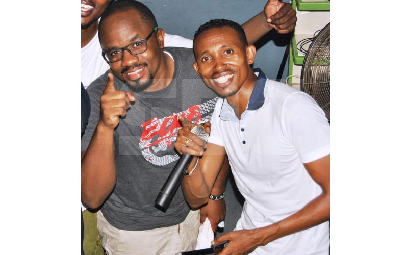 Radio host Mate Tongola: Moha Jicho Pevu has not failed Kenyans