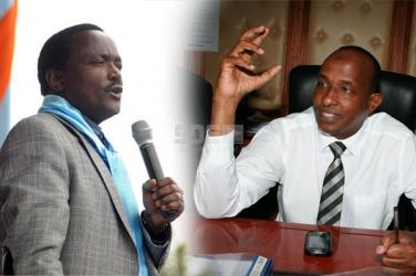 Raila has betrayed you, Duale tells Kalonzo Musyoka